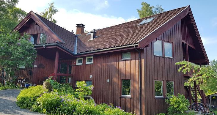 Bjørneboe house