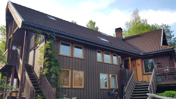 Møller house