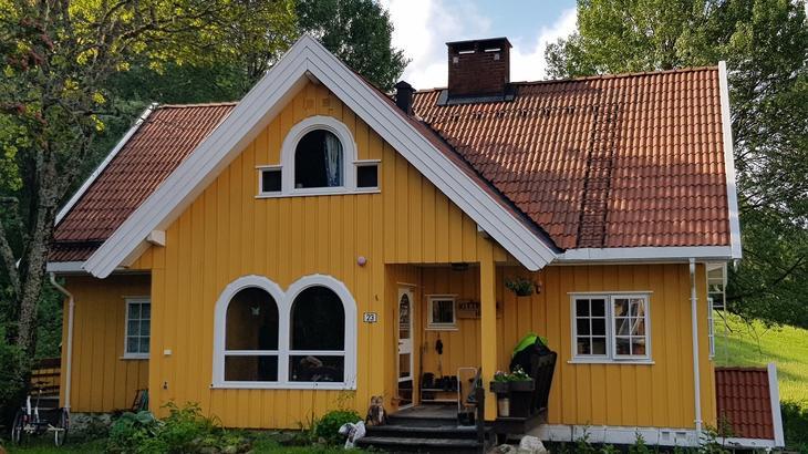 Kittelsen house