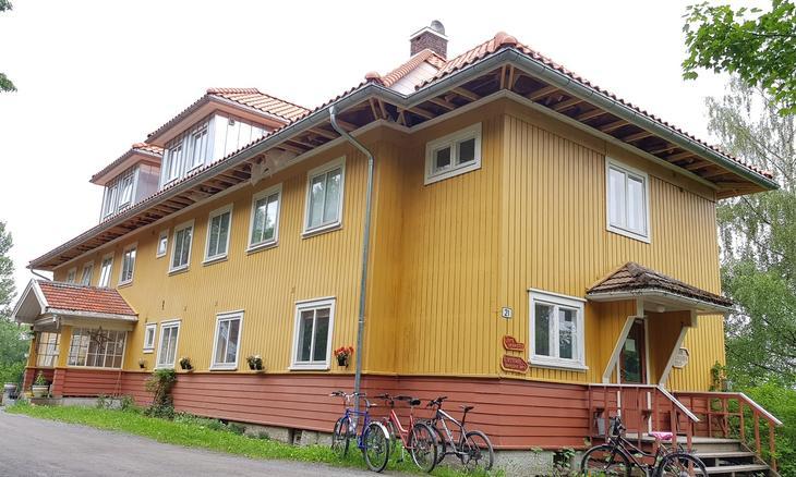 Åsbjørnsen & Moe house
